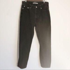 Tommy Hilfiger Straight Black Jeans